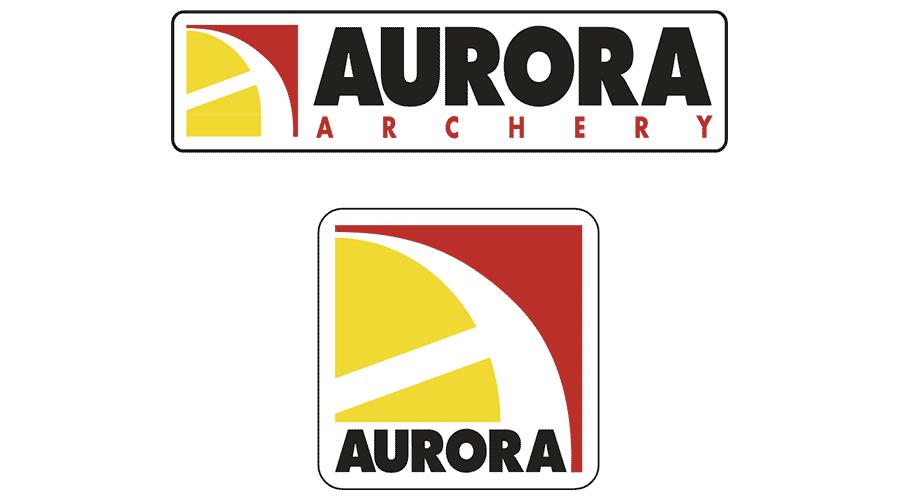 Aurora Archery Logo Vector
