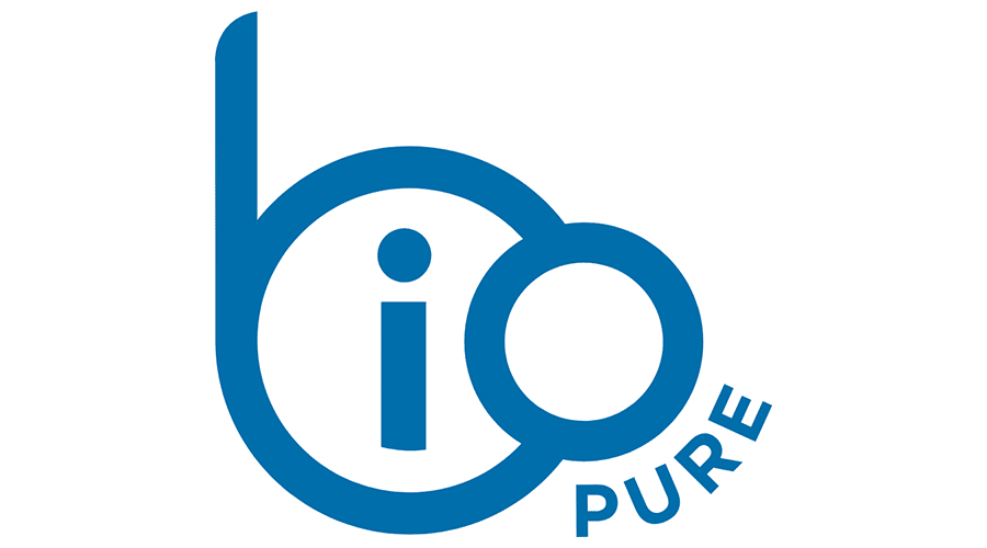 BioPure Fluid Path Components Logo Vector