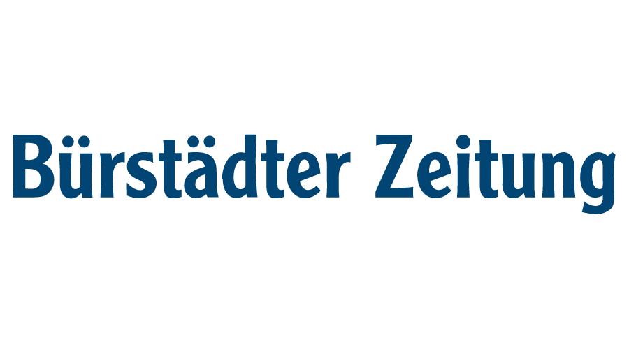 Bürsträdter Zeitung Logo Vector