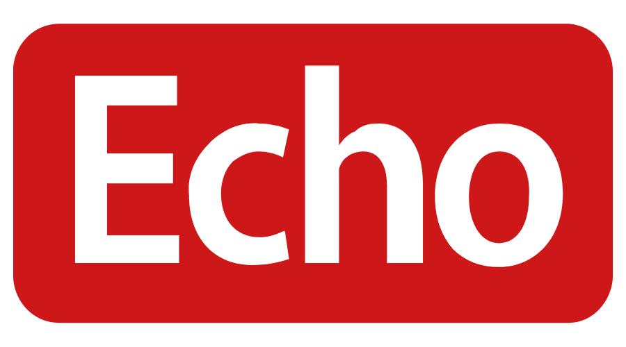 Echo Online Logo Vector