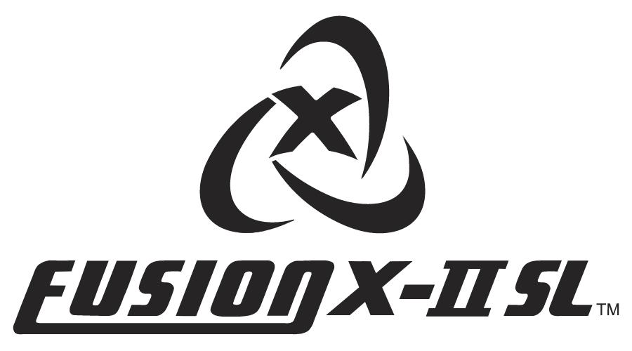 Fusion X-II SL Logo Vector