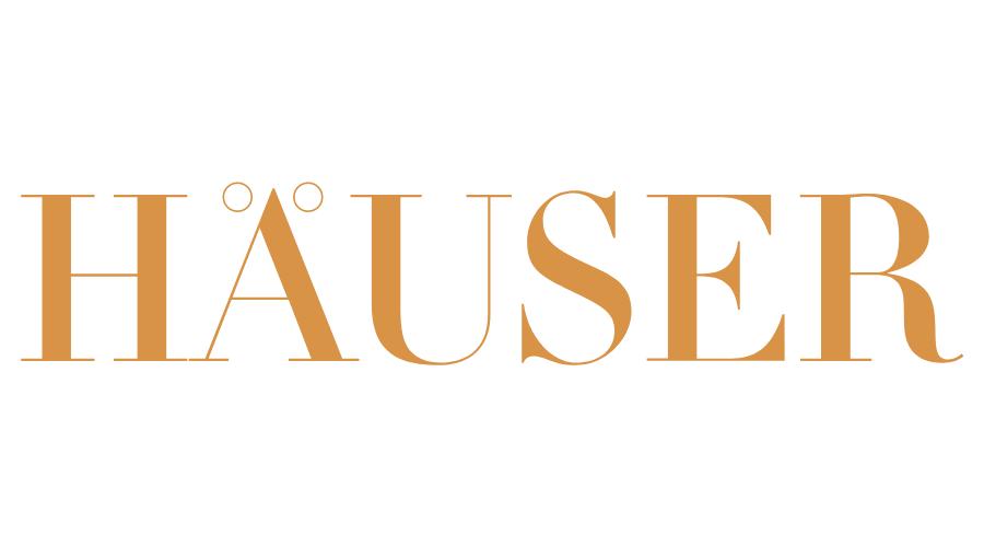 HÄUSER Logo Vector