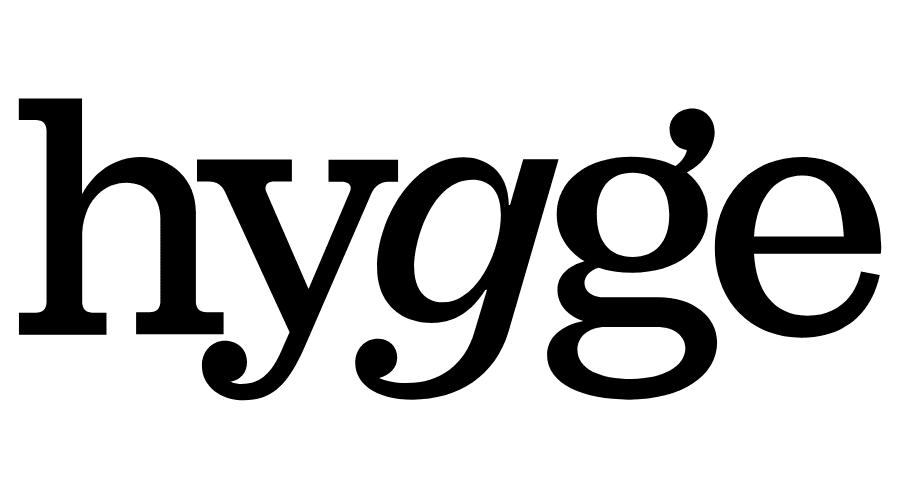 Hygge Magazin Logo Vector