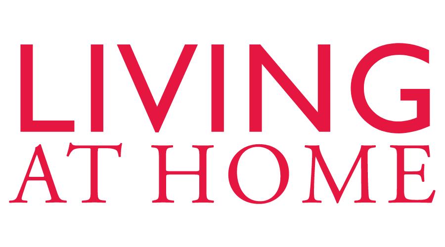 Living at Home Logo Vector