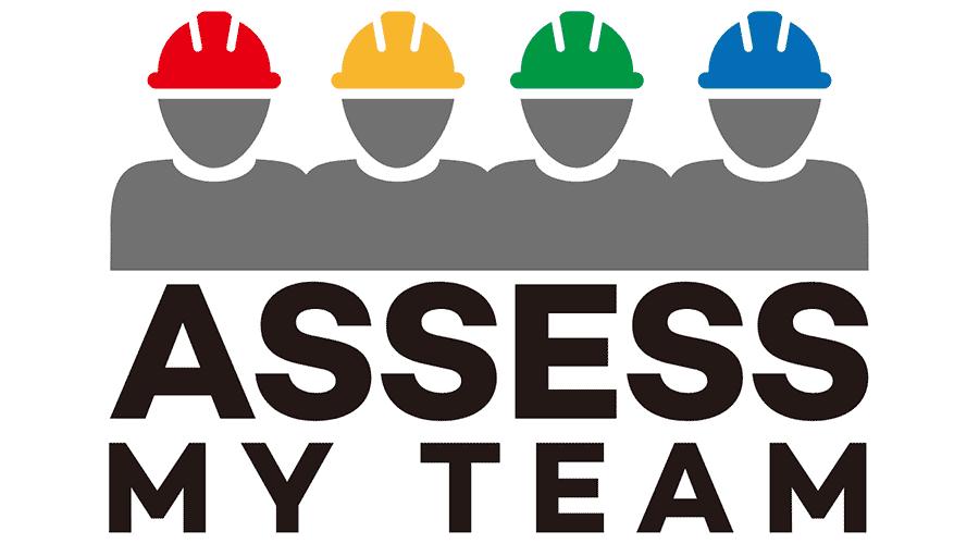 Assess My Team Logo Vector