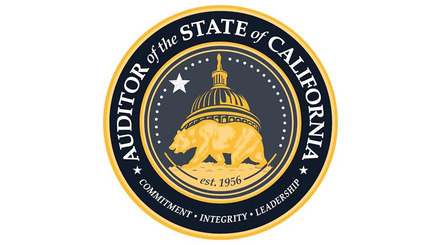 California State Auditor Logo Vector