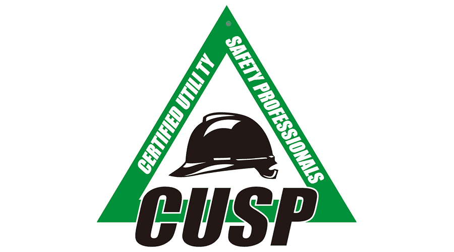Certified Utility Safety Professional (CUSP) Logo Vector