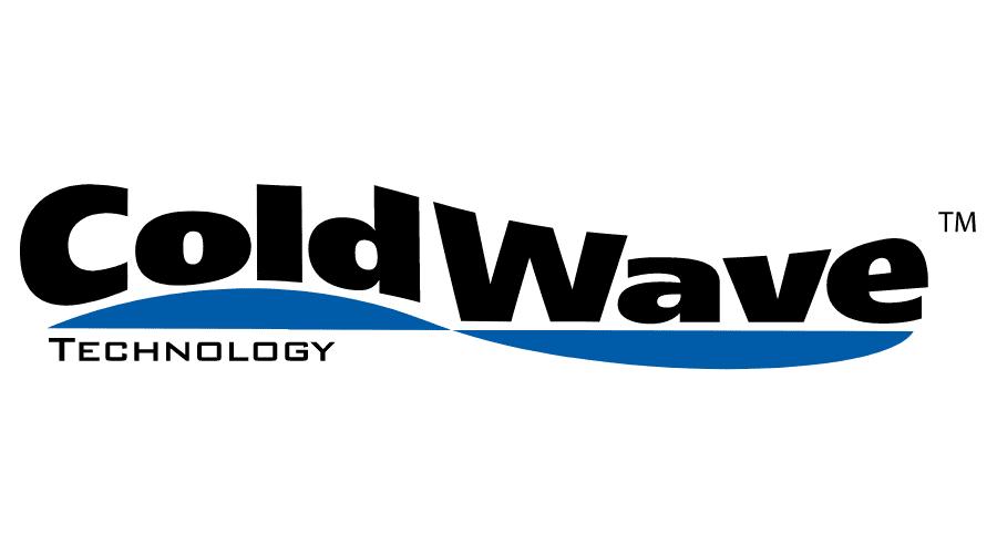 ColdWave Technology Logo Vector