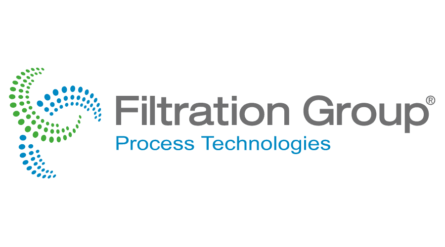Filtration Group Process Technologies Logo Vector