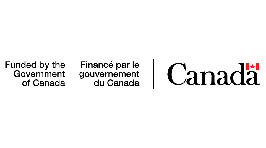 Funded by the Government of Canada Logo Vector