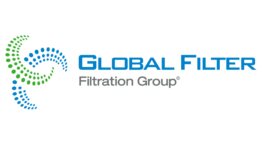 Global Filter Logo Vector