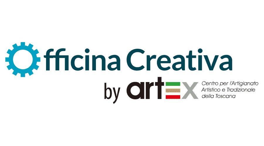 Officina Creativa by Artex Logo Vector