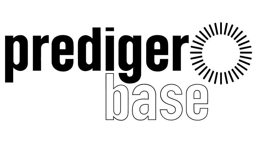 prediger.base Logo Vector