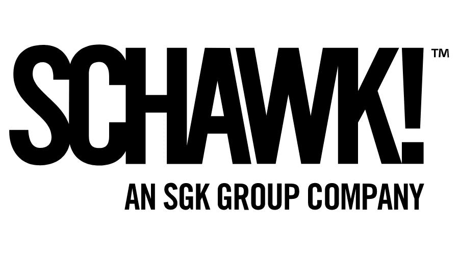 Schawk! Logo Vector