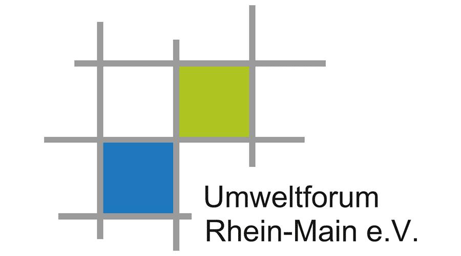 Umweltforum Rhein-Main e.V. Logo Vector