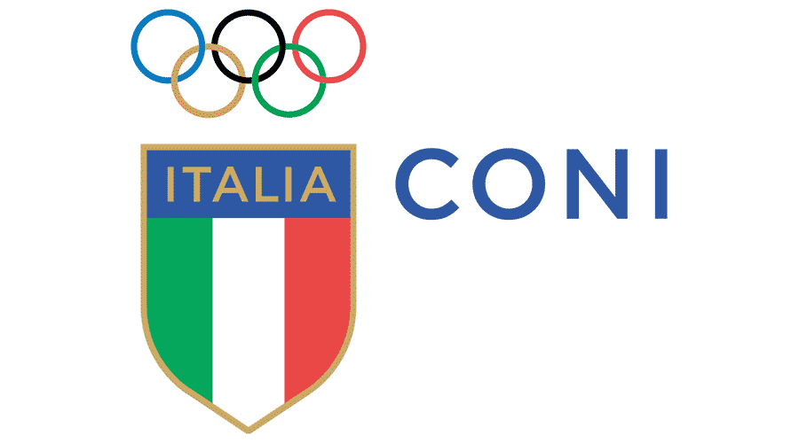 CONI | Comitato Olimpico Nazionale Italiano (Italian National Olympic Committee) Logo Vector