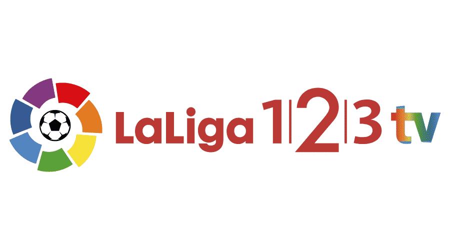 LaLiga 123 TV Logo Vector - ( SVG +  PNG) - GetLogo Net