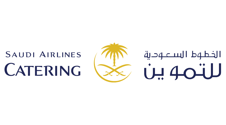 Saudi Airlines Catering Logo Vector