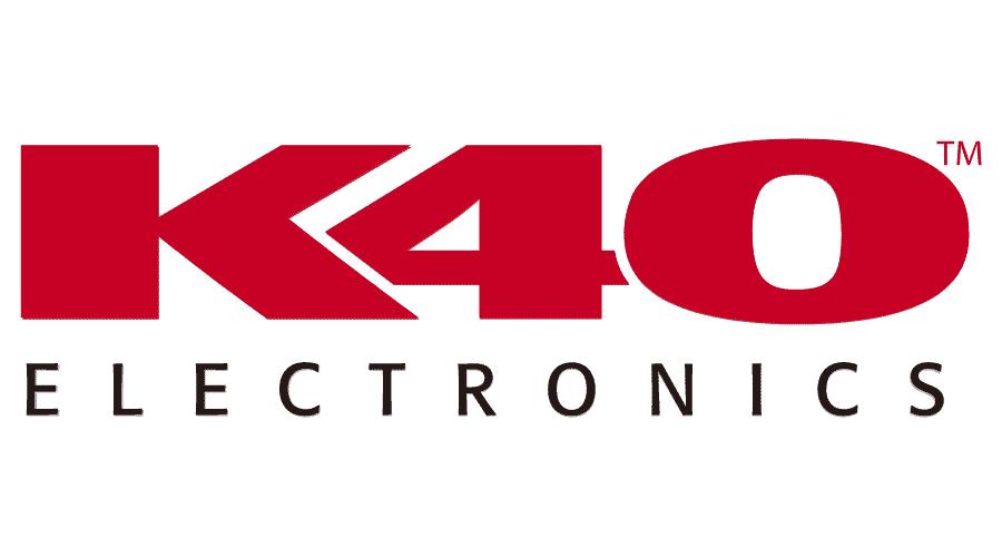 K40 Electronics Logo Vector