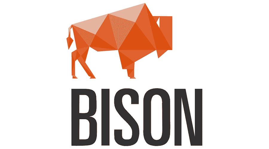 Bison.co Logo Vector