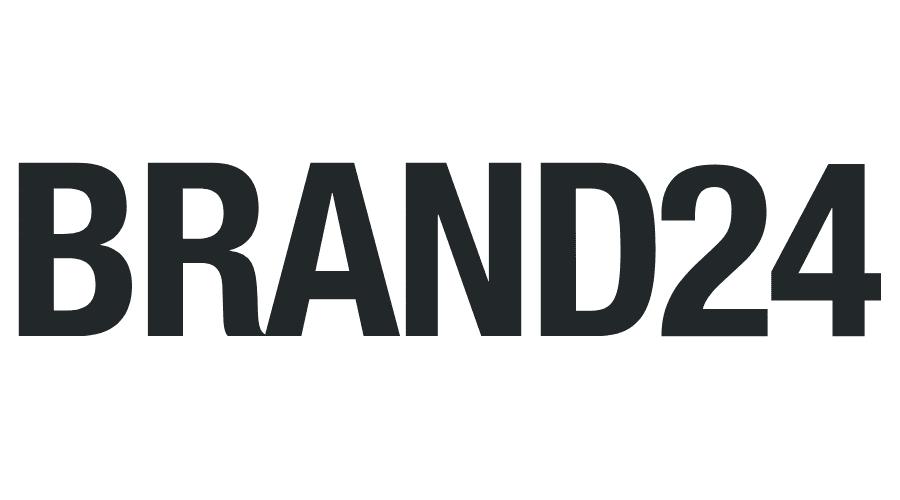 Brand24 Logo Vector