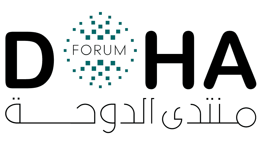 Doha Forum Logo Vector
