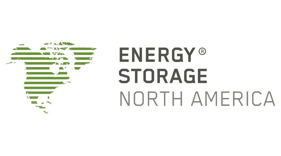 Energy Storage North America Logo Vector