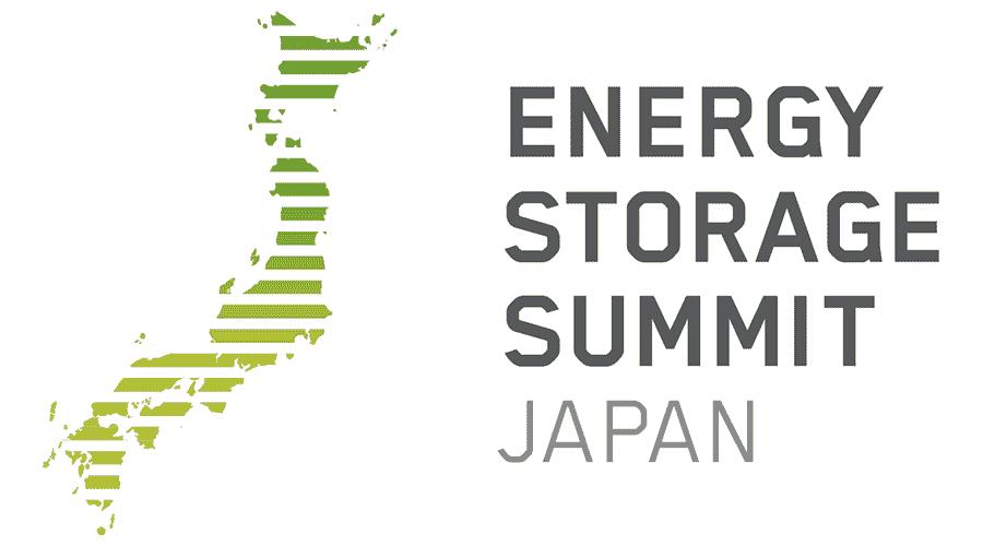 Energy Storage Summit Japan Logo Vector