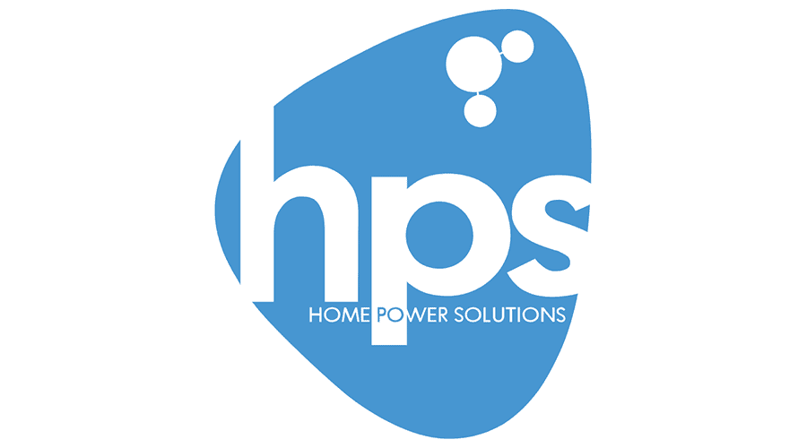 Home Power Solutions (HPS) Logo Vector