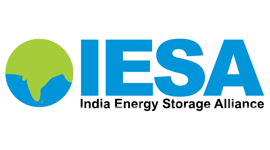 India Energy Storage Alliance (IESA) Logo Vector