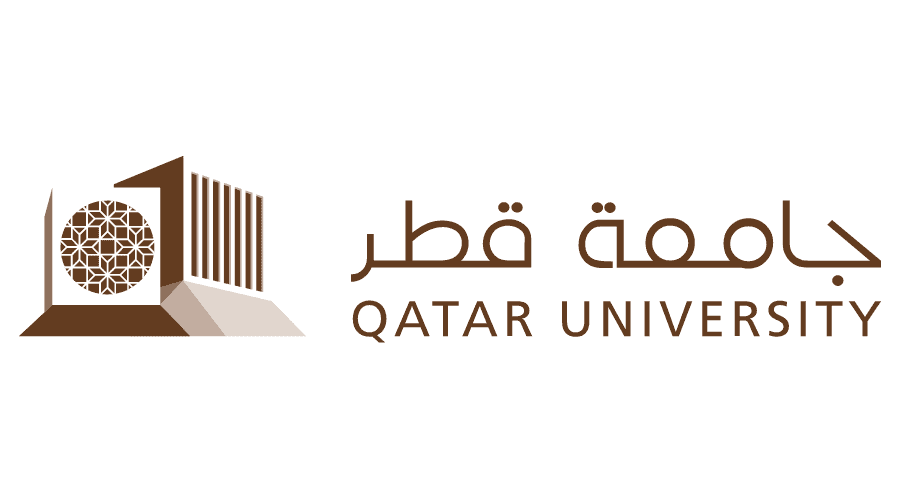Qatar University Logo Vector