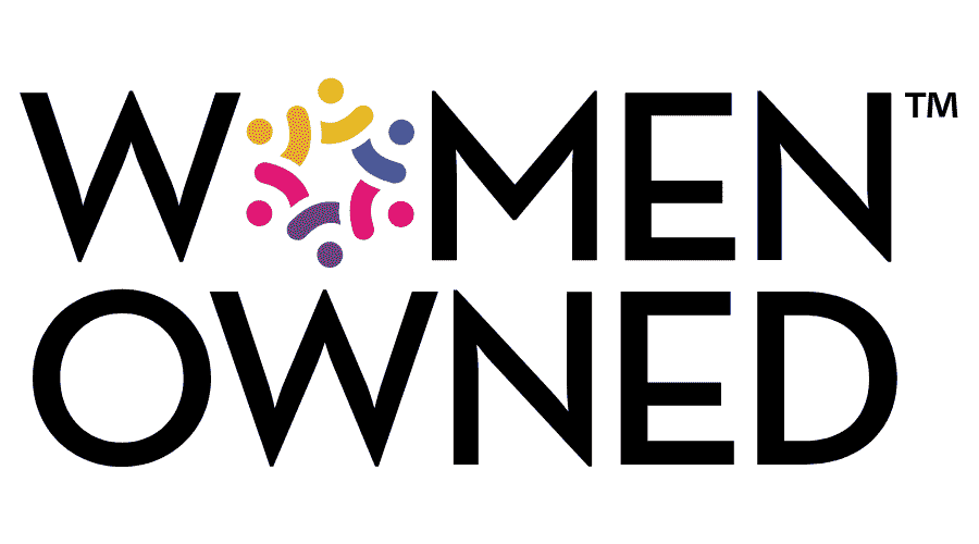 Women Owned Logo Vector