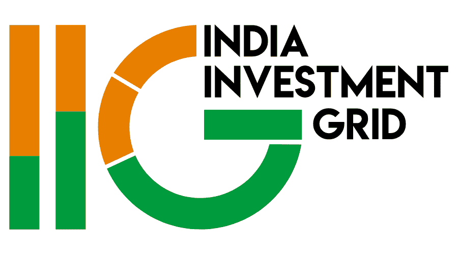 India Investment Grid Logo Vector
