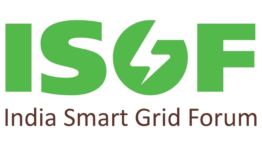India Smart Grid Forum (ISGF) Logo Vector