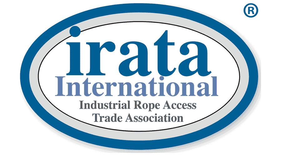 IRATA International – Industrial Rope Access Trade Association Logo Vector
