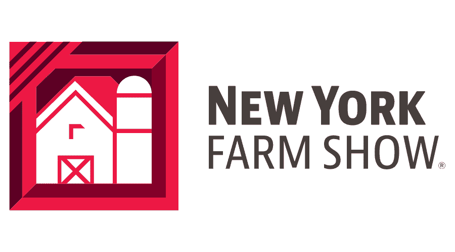 New York Farm Show Logo Vector
