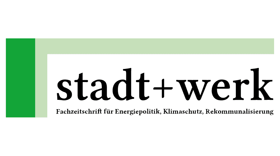stadt+werk Logo Vector