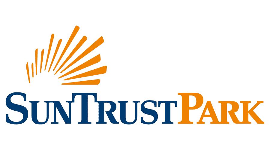SunTrust Park Logo Vector