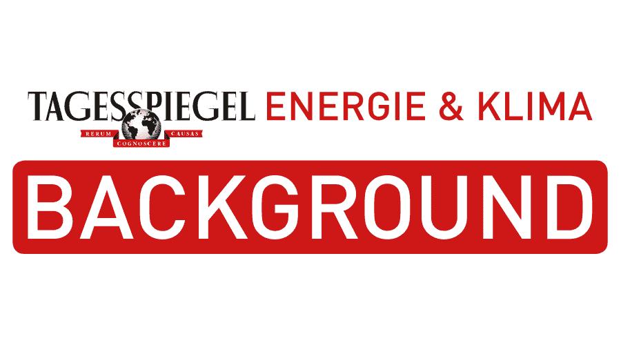 Tagesspiegel Energie & Klima Background Logo Vector