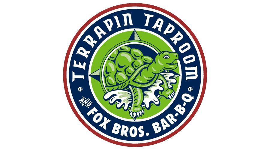 Terrapin Taproom and Fox Bros. Bar-B-Q Logo Vector