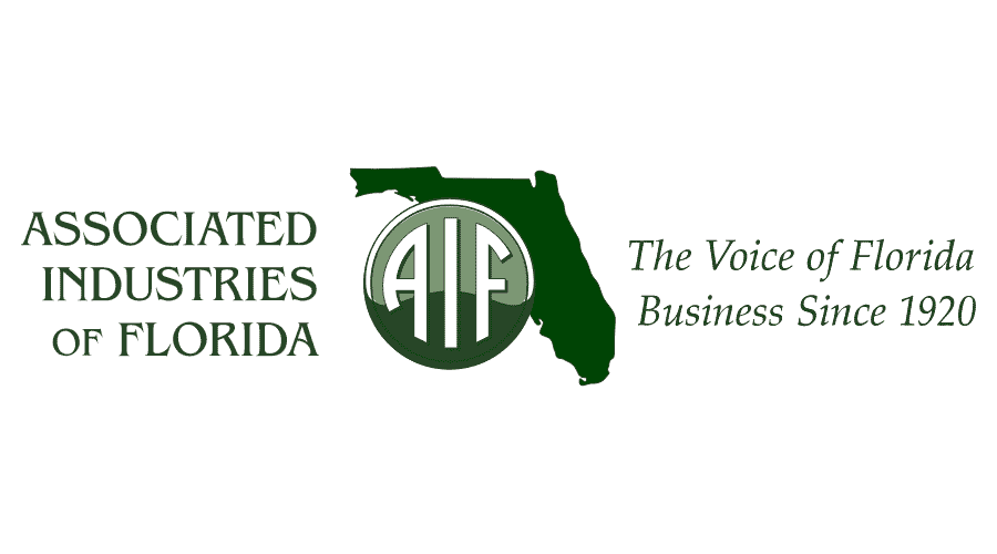 Associated Industries of Florida (AIF) Logo Vector