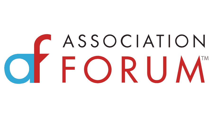 Association Forum Logo Vector