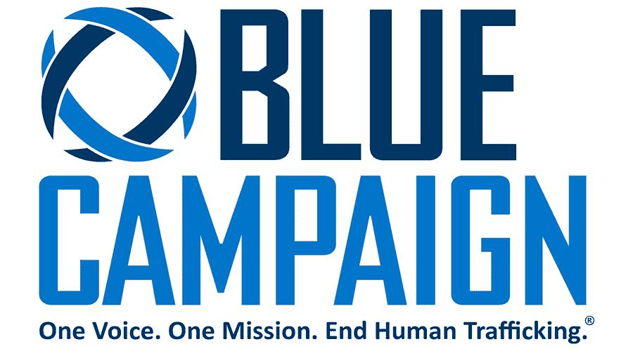 Blue Campaign Logo Vector