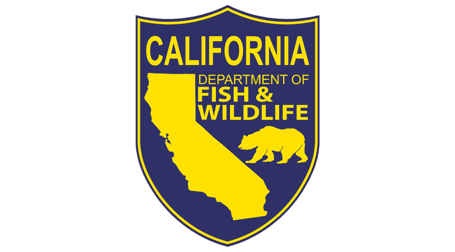 California Department of Fish and Wildlife Logo Vector