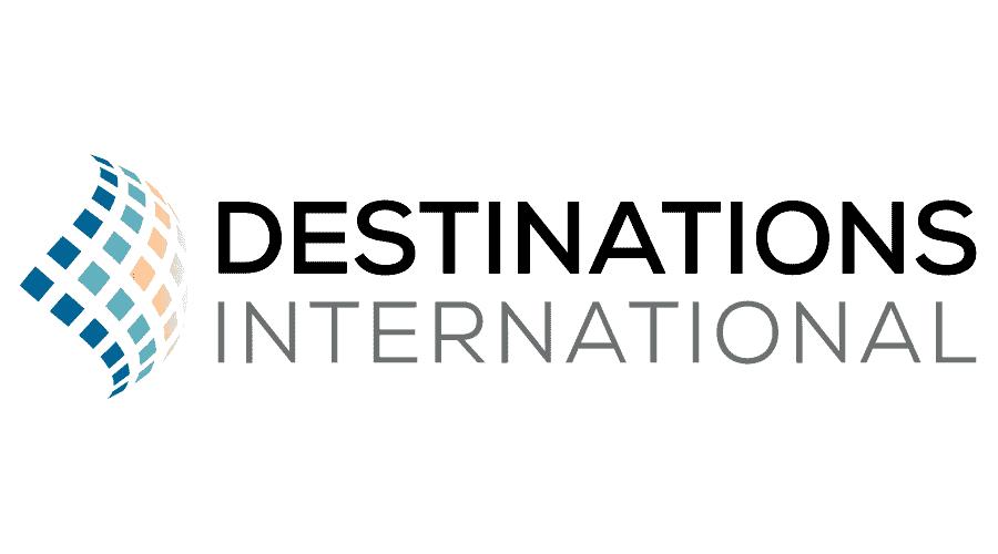 Destinations International Logo Vector
