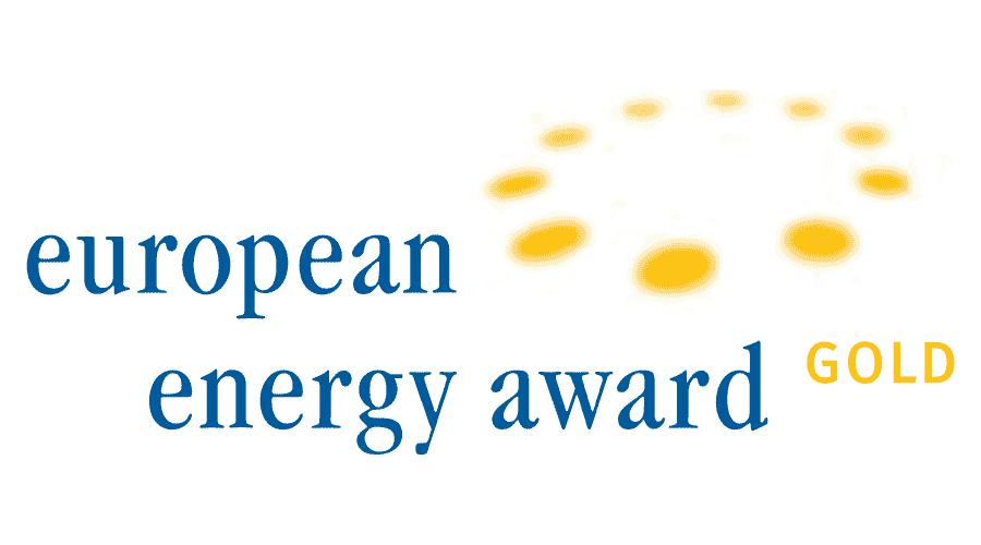 European Energy Award Gold Logo Vector