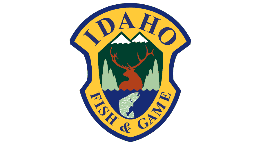Idaho Fish and Game Logo Vector