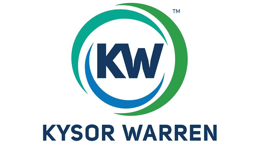 Kysor Warren Logo Vector