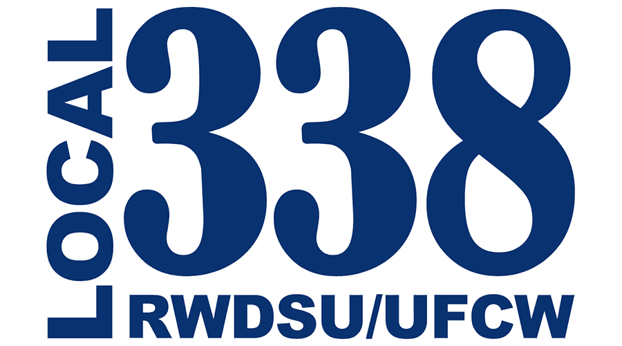 LOCAL 338 RWDSU/UFCW Logo Vector