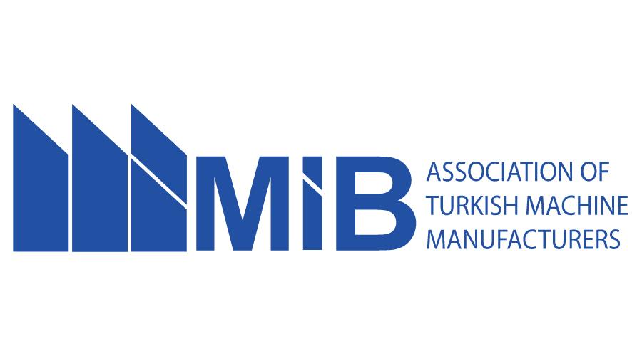MIB – Association of Turkish Machine Manufacturers Logo Vector